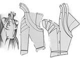 Tarseam Pattern
